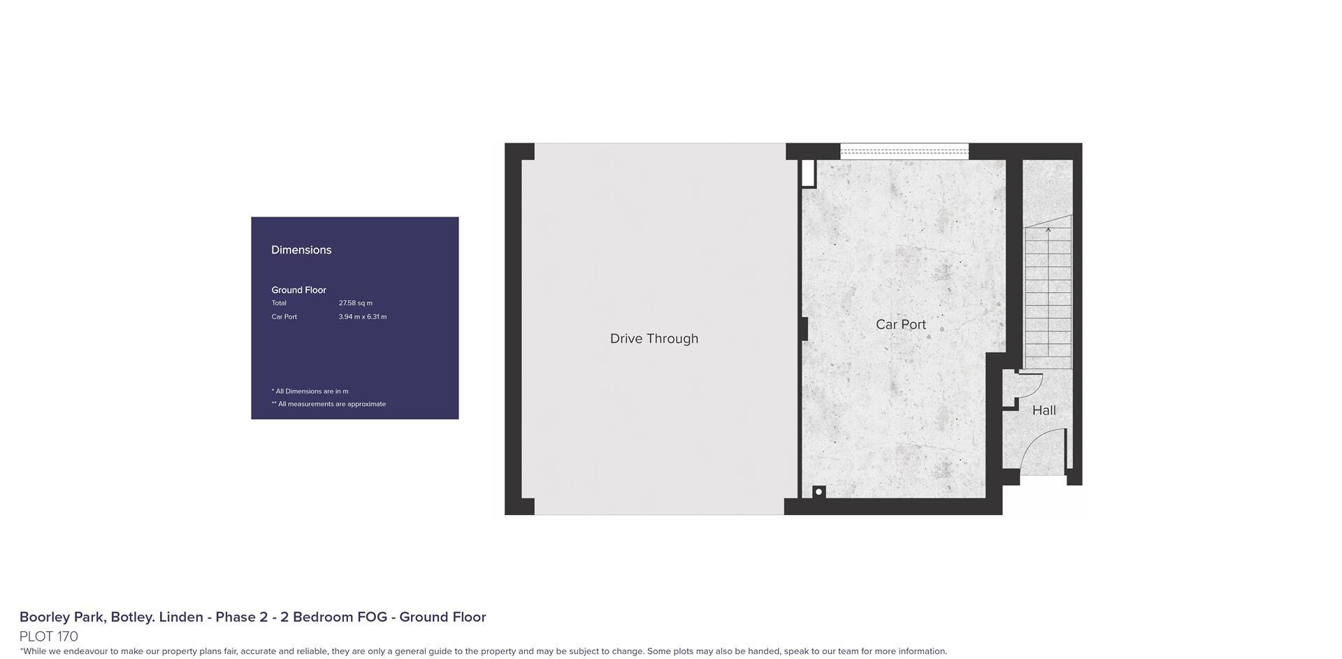 Boorley Park, Botley. Linden - Phase 2_Plot 170_GF